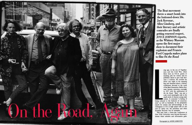 Article Preview: On the Road, Again, December 1995 1995 | Vanity Fair