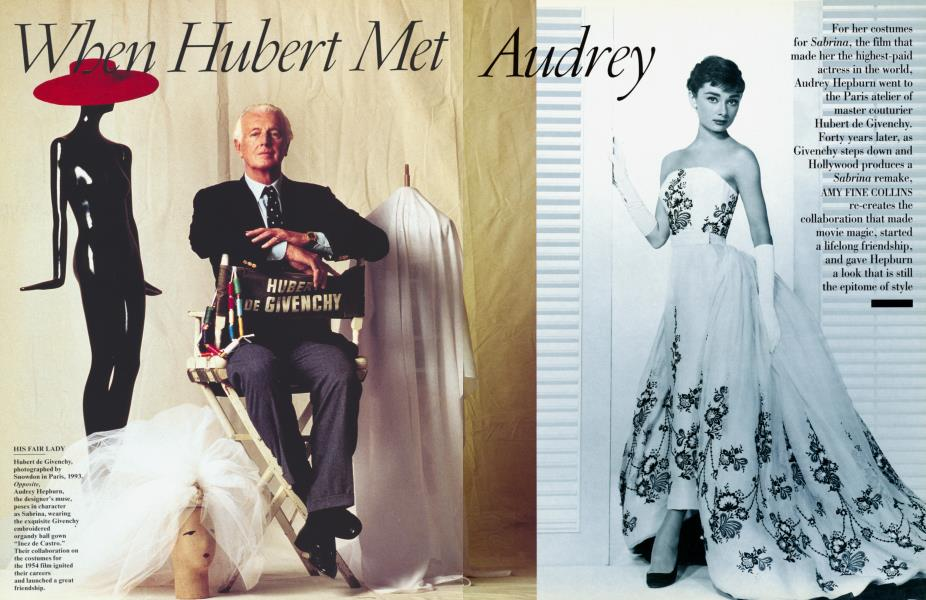 When Hubert Met Audrey