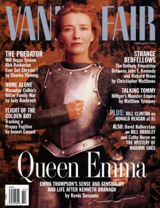 February 1996 | Vanity Fair