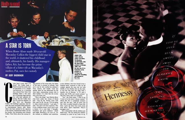 Article Preview: A STAR IS TORN, February 1996 | Vanity Fair