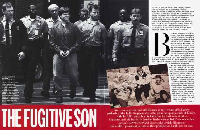 Article Preview: THE FUGITIVE SON, February 1996 1996 | Vanity Fair