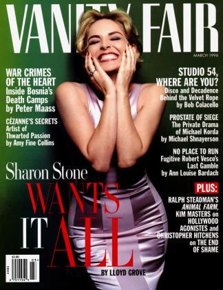 March 1996 | Vanity Fair