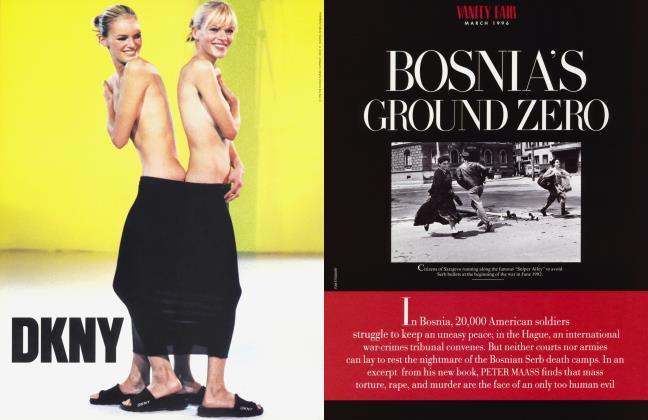 BOSNIA'S GROUND ZERO