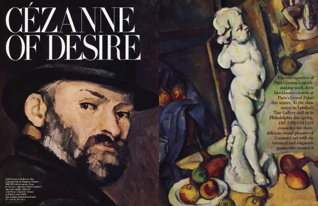 Article Preview: CÉZANNE OF DESIRE, March 1996 | Vanity Fair