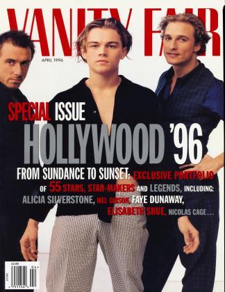April 1996 | Vanity Fair