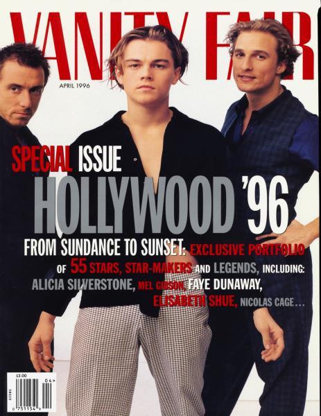 Issue: - April 1996 | Vanity Fair