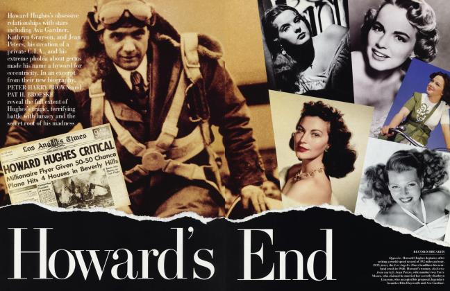 Article Preview: Howard's End, April 1996 | Vanity Fair