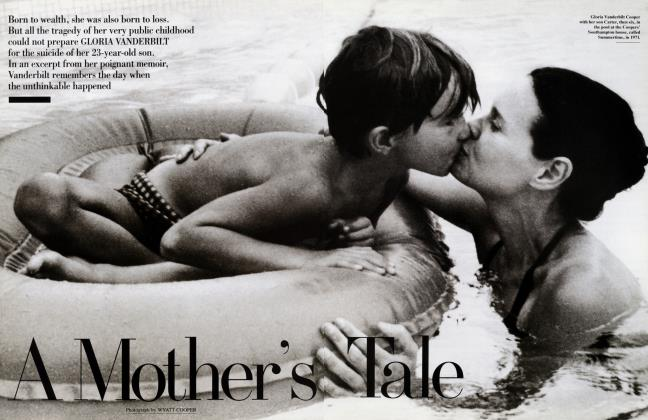 Article Preview: A Mother's Tale, May 1996 | Vanity Fair