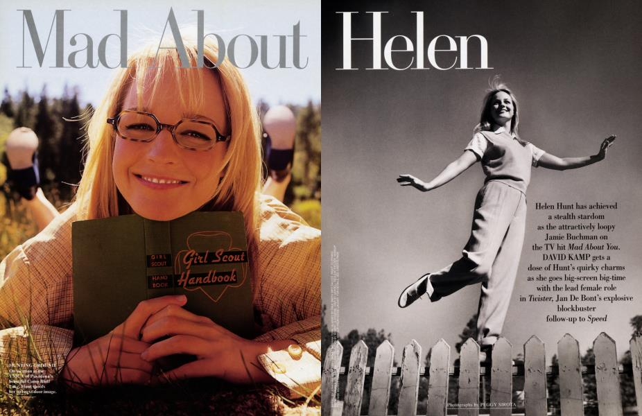 Mad About Helen