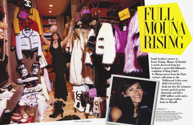 Article Preview: FULL MOUNA RISING, June 1996 1996 | Vanity Fair
