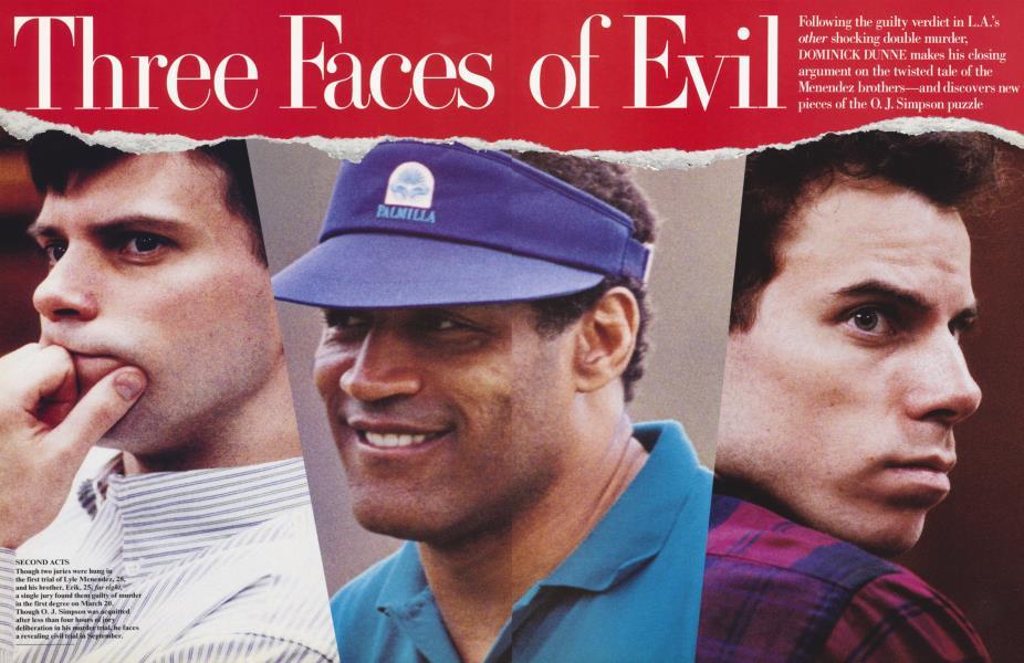 Three Faces of Evil
