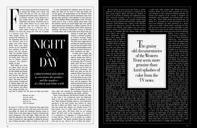 Article Preview: NIGHT & DAY, July 1996 1996 | Vanity Fair