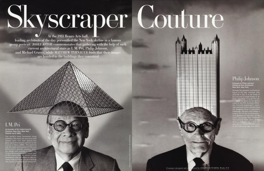 Skyscraper Couture
