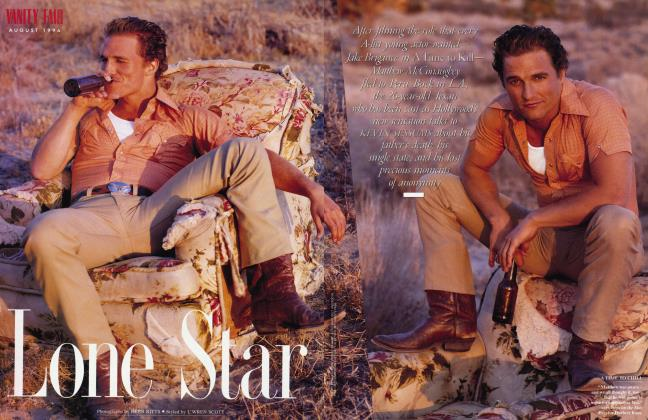 Article Preview: Lone Star, August 1996 | Vanity Fair