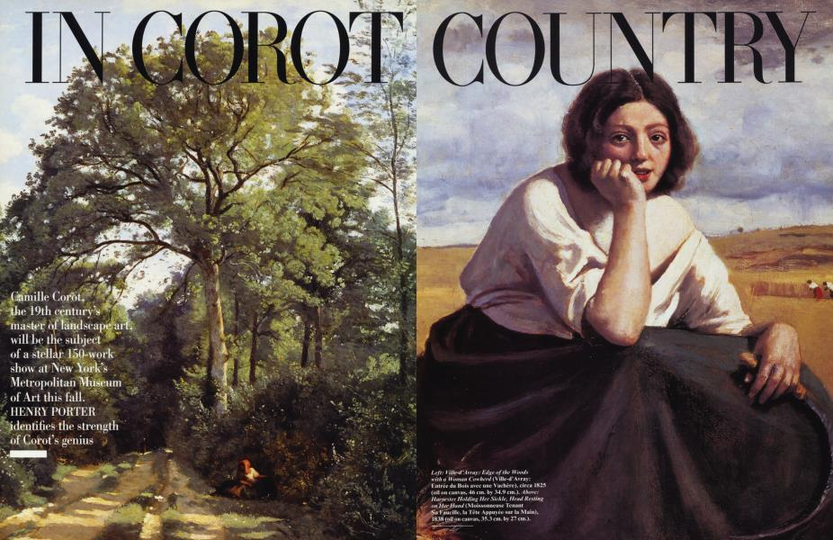 IN COROT COUNTRY