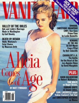September 1996 | Vanity Fair