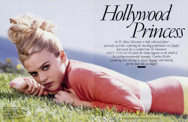 Hollywood Princess