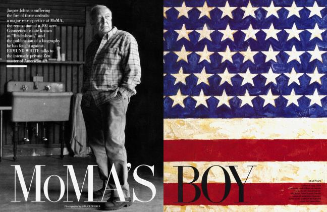Article Preview: MoMA'S BOY, September 1996 1996 | Vanity Fair