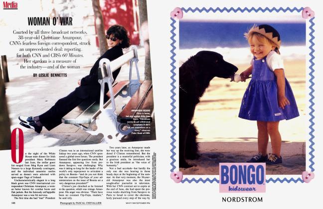 Article Preview: WOMAN O' WAR, September 1996 1996 | Vanity Fair