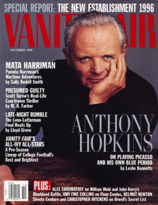 October 1996 | Vanity Fair