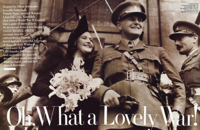 Article Preview: Oh, What a Lovely War!, October 1996 | Vanity Fair