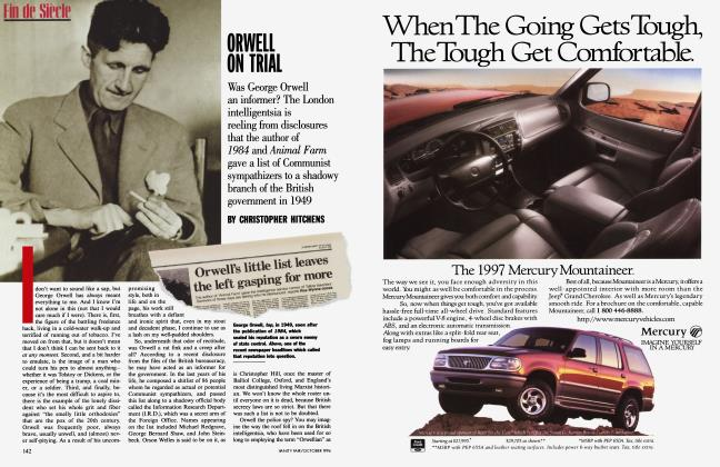 Article Preview: ORWELL ON TRIAL, October 1996 1996 | Vanity Fair