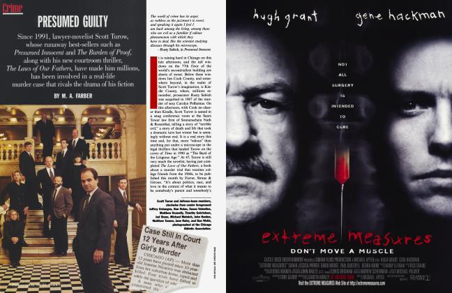 Article Preview: PRESUMED GUILTY, October 1996 | Vanity Fair