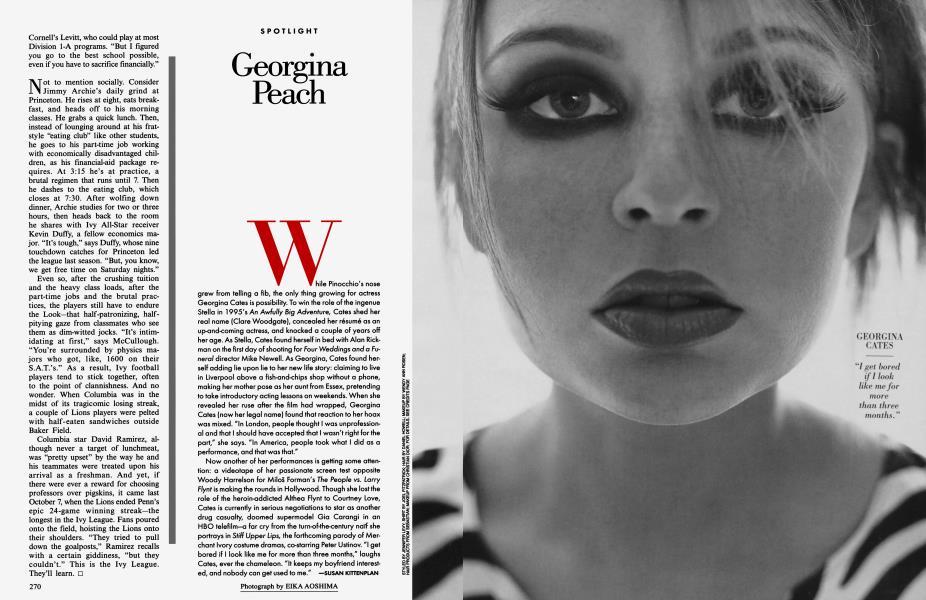Georgina Peach