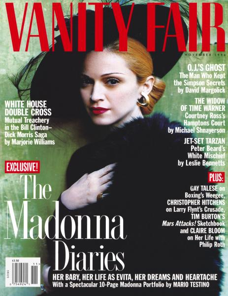 Issue: - November 1996 | Vanity Fair