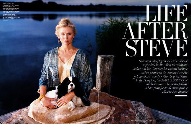 Article Preview: LIFE AFTER STEVE, November 1996 1996   Vanity Fair