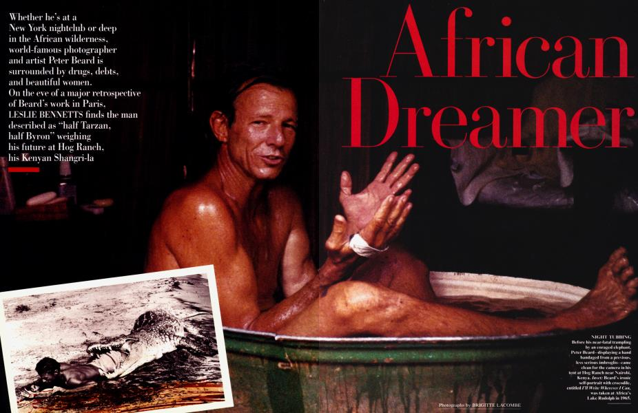 African Dreamer