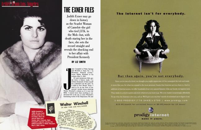 THE EXNER FILES
