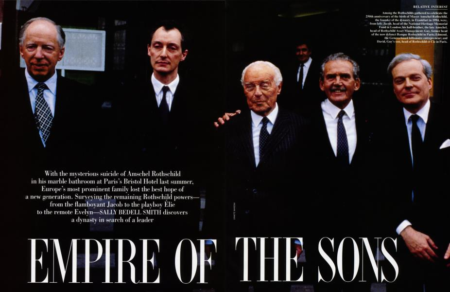 EMPIRE OF THE SONS
