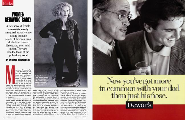 Article Preview: WOMEN BEHAVING BADLY, February 1997 | Vanity Fair