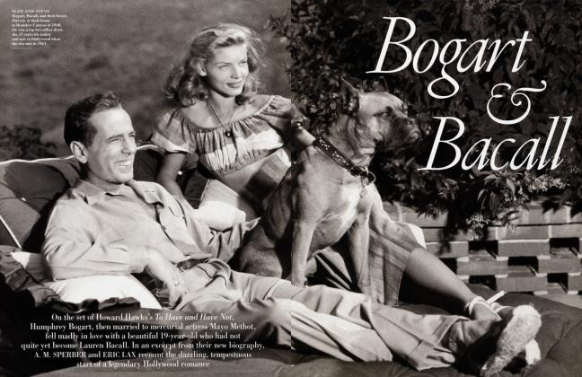 Article Preview: Bogart & Bacall, February 1997 | Vanity Fair