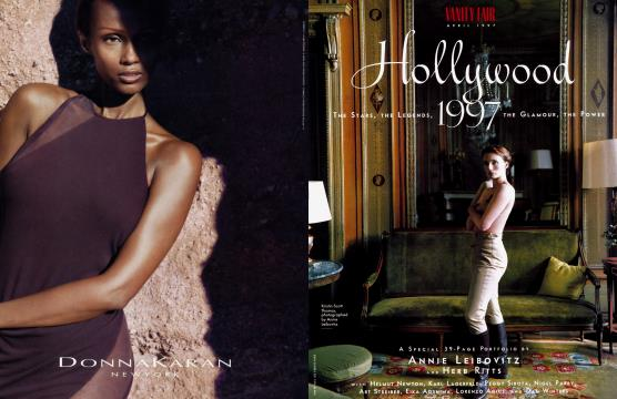 Hollywood 1997 - April   Vanity Fair