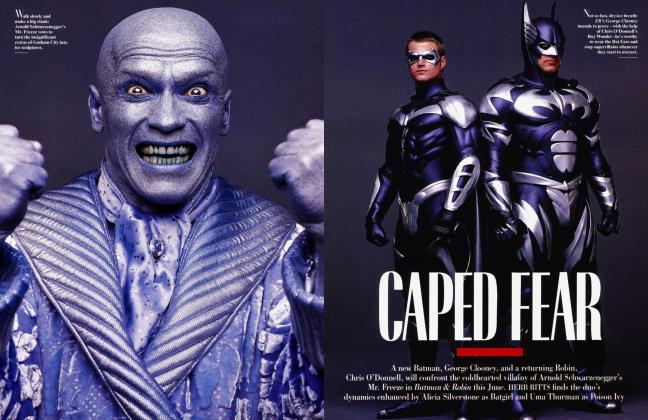 Article Preview: CAPED FEAR, April 1997 1997 | Vanity Fair