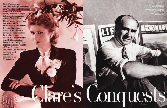 Clare's Conquests