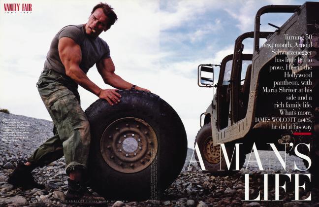 Article Preview: A MAN'S LIFE, June 1997 1997 | Vanity Fair