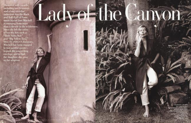 Article Preview: Lady of the Canyon, June 1997 1997 | Vanity Fair