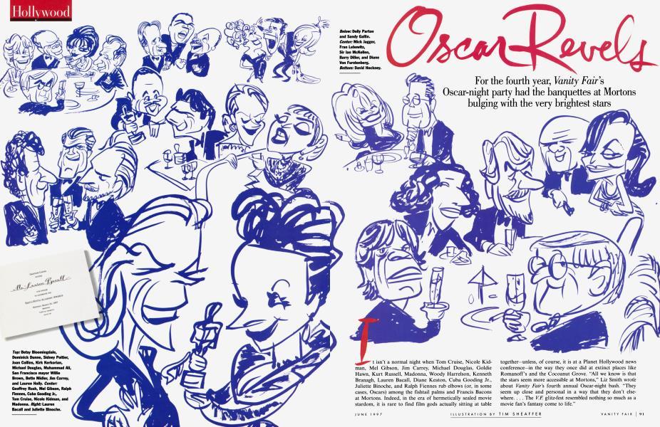 Oscar Revels