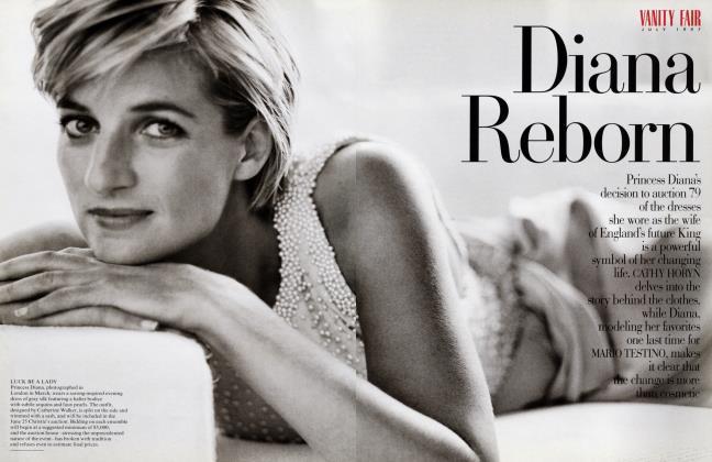 Article Preview: Diana Reborn, July 1997 | Vanity Fair