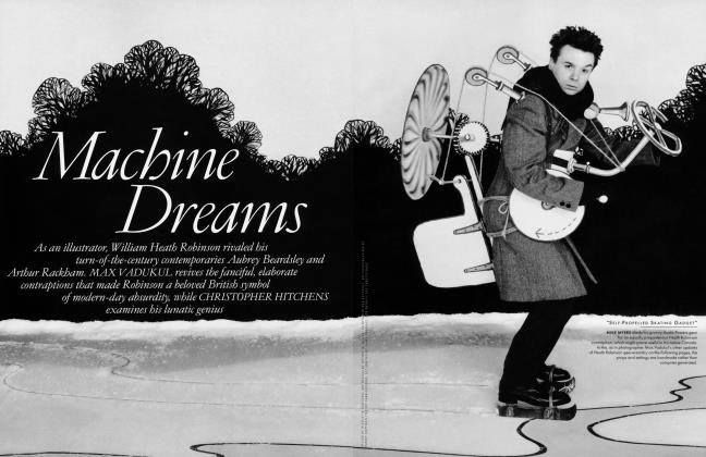 Article Preview: Machine Dreams, July 1997 1997 | Vanity Fair