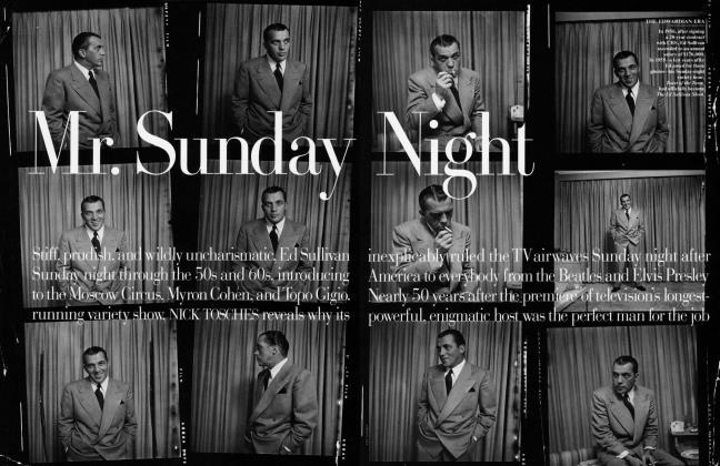 Mr. Sunday Night