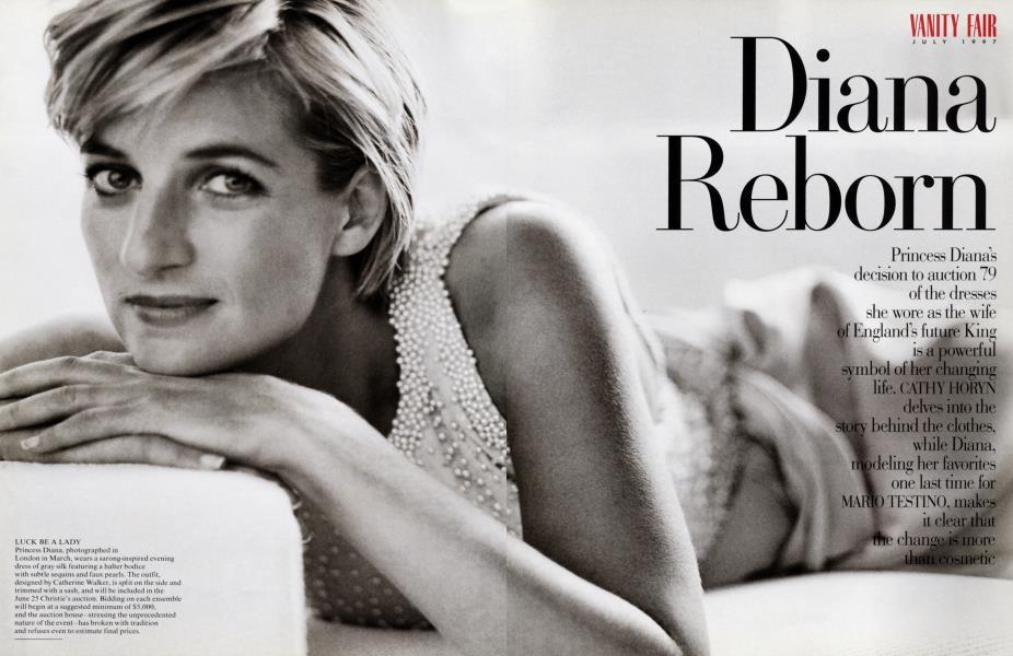 Diana Reborn