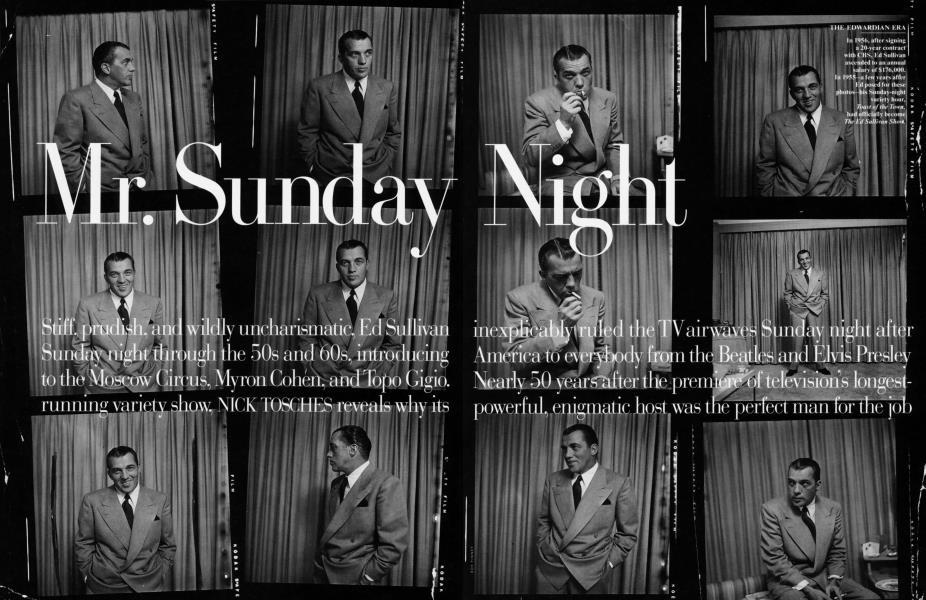 Mr. Sunday Night