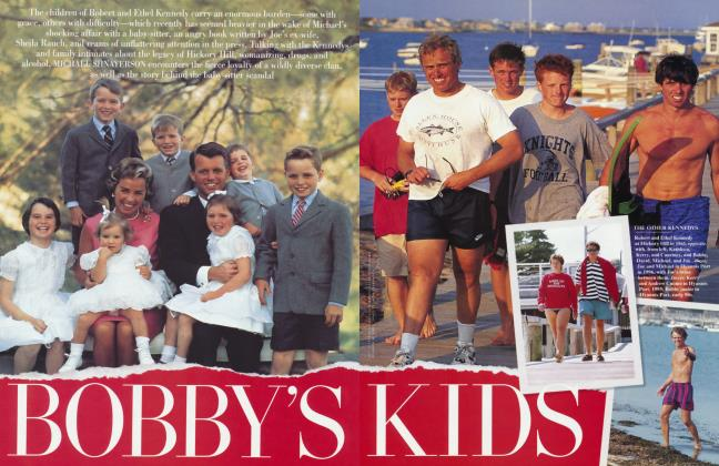 Article Preview: BOBBY'S KIDS, August 1997 | Vanity Fair