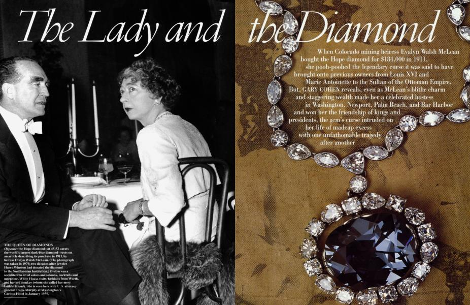 The Lady and the Diamond