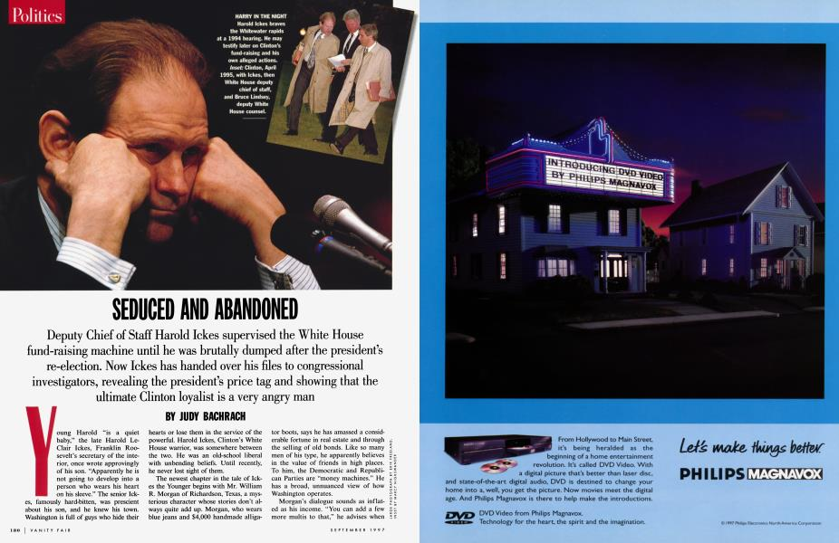 SEDUCED AND ABANDONED | Vanity Fair | September 1997