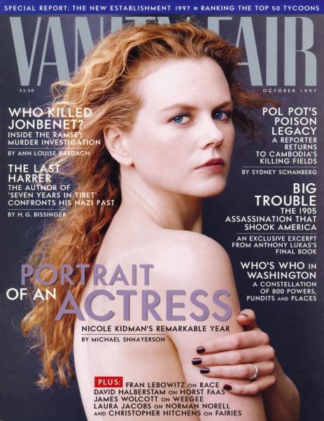 Issue: - October 1997 | Vanity Fair